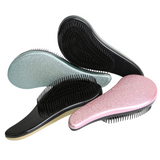 Creative Straight Hair Comb Anti-static Hair Plastic Massage Comb