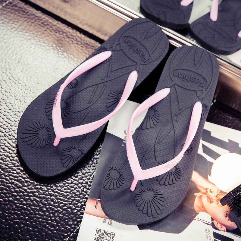 Summer Beach Flip Flops Slippers
