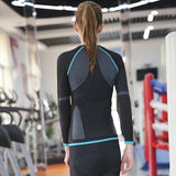 Outdoor Quick-drying Wicking Sports Ski Fitness Running Tights