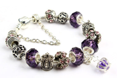 Colorful Crystal Handmade Bracelet