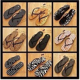 Fashionable Summer Beach Flat Flip Flops