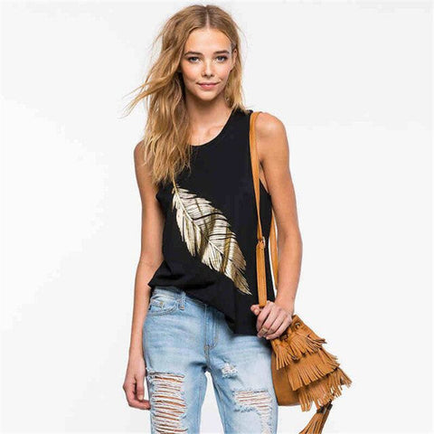 Women's Fashion Printed Camisole
