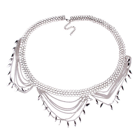 Women's Basic Alloy Chain