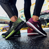 Kim Belle Flying Woven Breathable Running Shoes