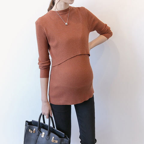 Women's Stretch Comfort Sweater