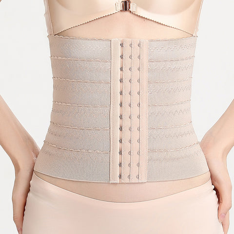 Waist and Breathable Belly Underwear