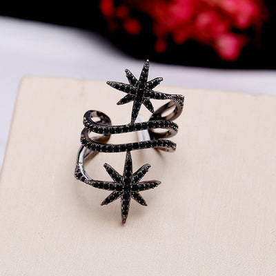 Fashion Personality Star Ring