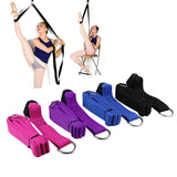 Dance Gymnastics Training With Ballet Lacing With Soft Opening Belt
