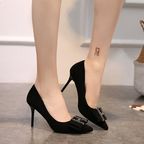 Women's Pointed High Heel Stiletto
