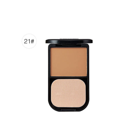 Light and Flawless Natural Powder Lasting Oil Control