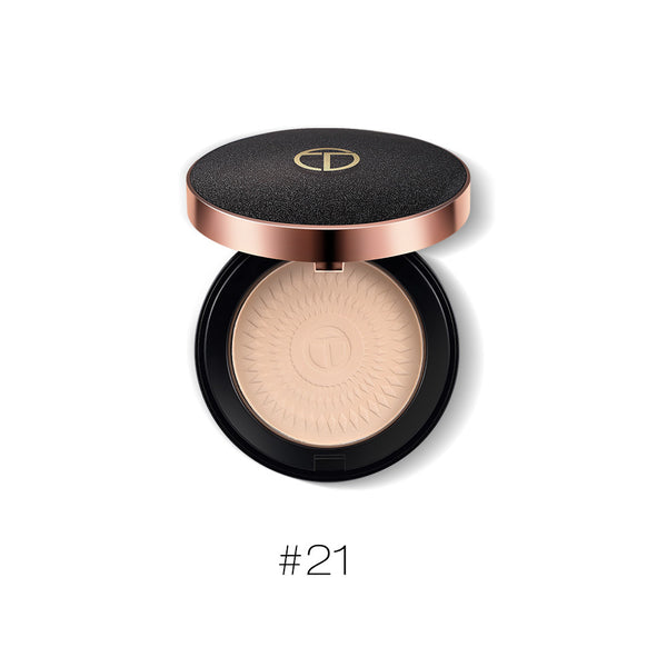 Light and Flawless Powder Control for Wet and Dry