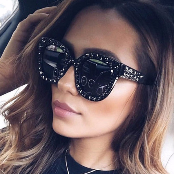 Colorful Marine Five-Pointed Star Sunglasses