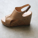 Slope With Fish Mouth Sandals