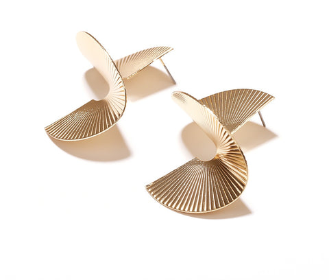 Creative Geometric Earrings