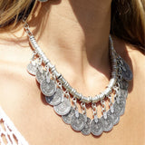 Bohemian Clavicle Chain Summer Popular Street Short Necklace