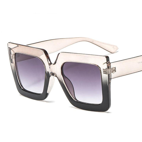 Square Gradient Sunglasses
