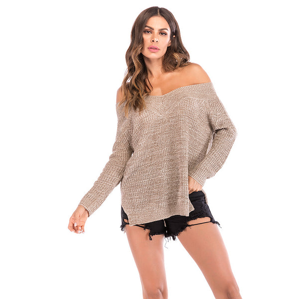 Women's Long-sleeved Sweater