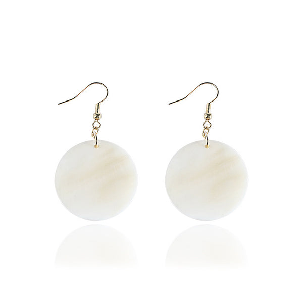 Simple Sexy Shell Earrings