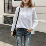 Women's Wild White Shirt
