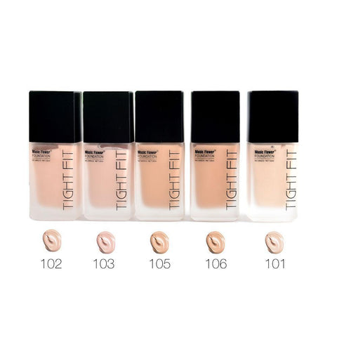 Multi-effect Concealer Foundation, Moisturizing Hydrating and Brightening Foundation Makeup
