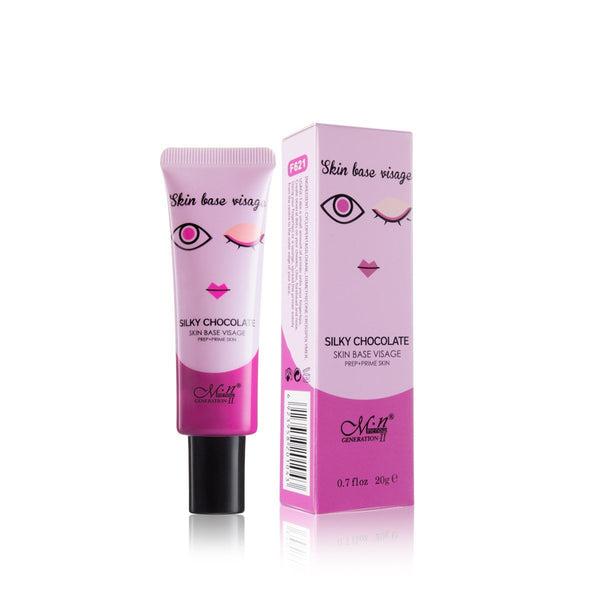 Refreshing Oil Control Makeup Lotion, Moisturizing and Brightening Isolation