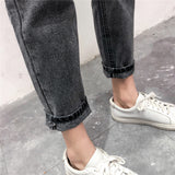 Women's Basic Straight Jeans