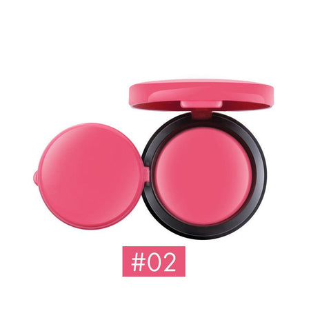 Pink Rouge Blush Cream Brightens and Repairs Blush