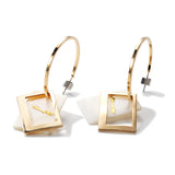 Pendant Temperament Handsome Long Earrings