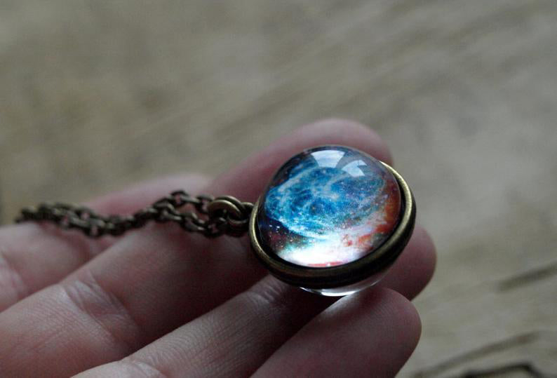 Universe Necklace For Your Loved One