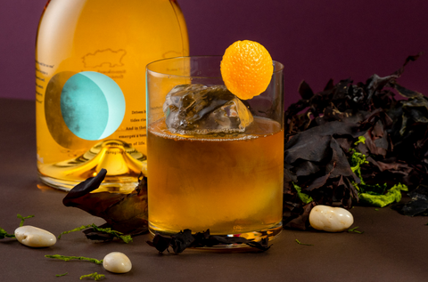 Tidal Old Fashioned