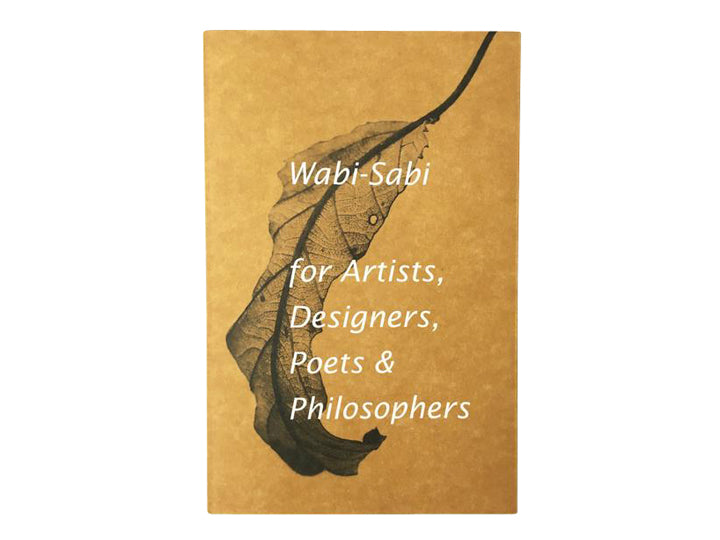 Book Wabi Sabi for Artist, Designers, Poets & Philosophers