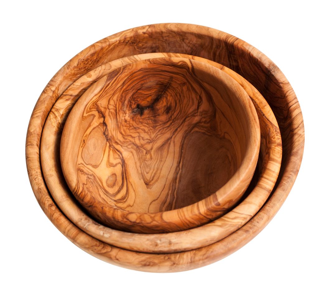 Olive Wood Bowl Medium