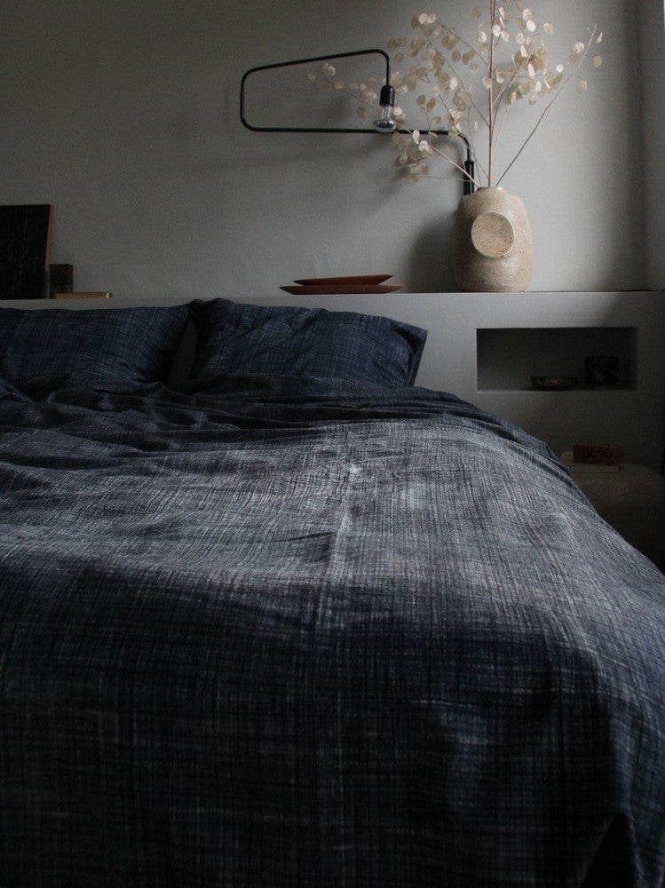 Duvet Cover Set Indigo