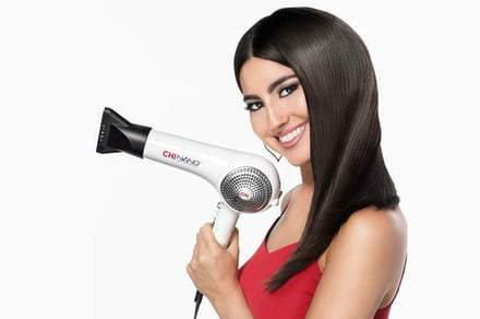 The Chi Nano hair dryer gets a $20 discount on Ulta Beauty for Labor Day