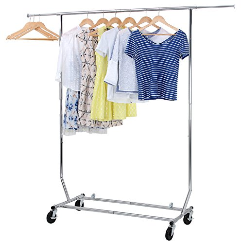 Best Heavy Duty Garment Rack out of top 19