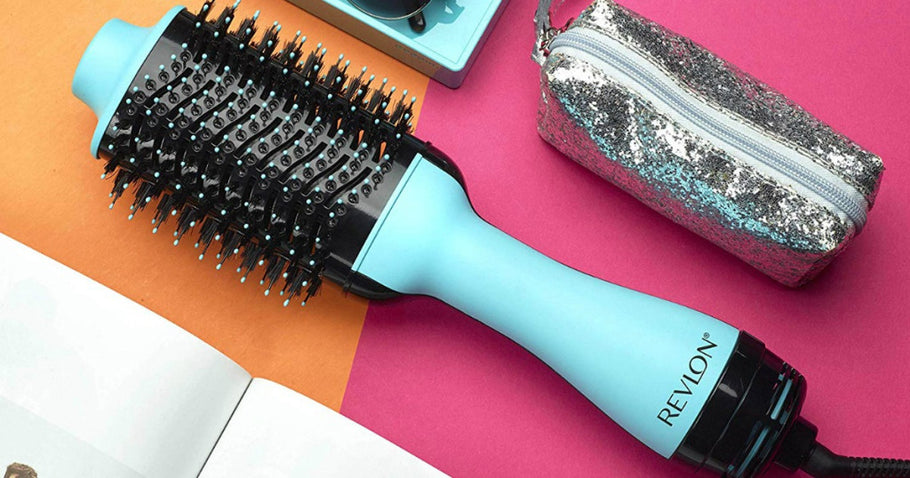 Revlon Oval One-Step Hair Dryer Only $28.79 at Target (Regularly $60) | Reader & Team Favorite