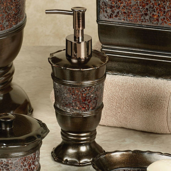 Fancy Bronze Bathroom Accessories