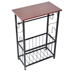 Multifunctional Bathroom Table Indoor Side Table Coffee