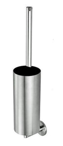 LX14SS DeL'eau (Wall Mounted) Toilet Brush and Holder Stainless Steel