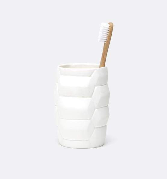 Matera White Bathroom Accessories