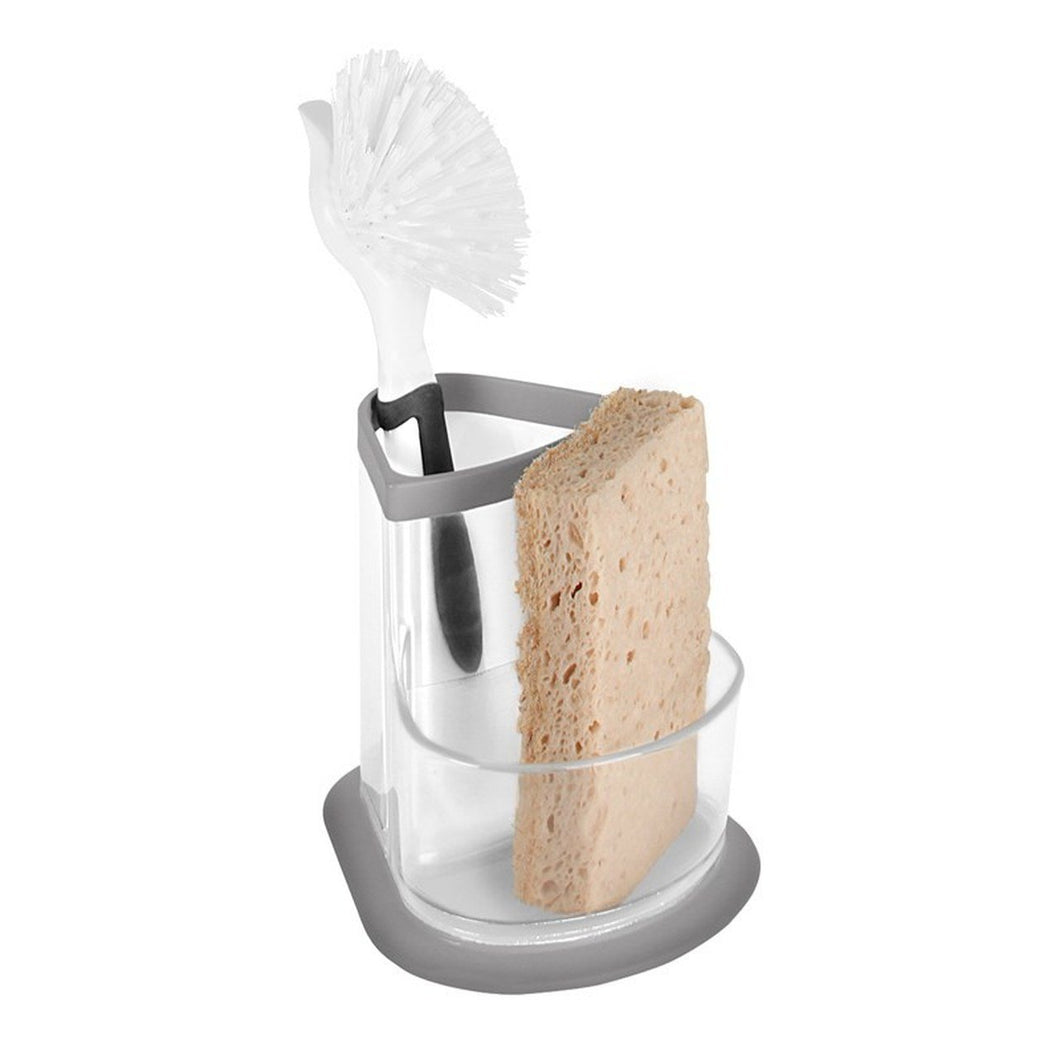 Cora Sink Sponge & Brush Holder