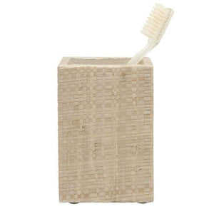 Ghent Bagor Raffia Grass Brush Holder