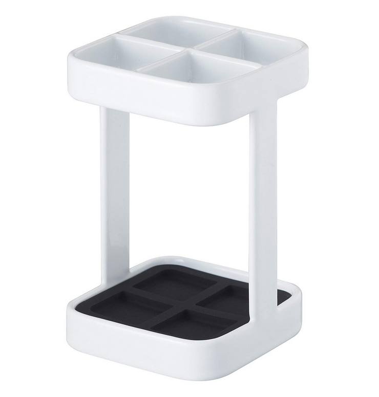 Tower Slim Toothbrush Stand, White