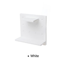 Load image into Gallery viewer, Plastic Hole Floating Wall Shelf(1 Set)