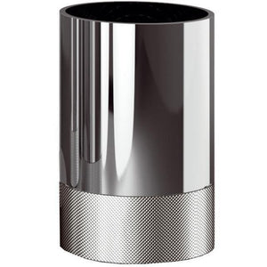 DWBA Round Bathroom Toothbrush Holder Standing Toothpaste Tumbler, Brass
