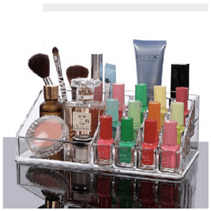 Cosmetic Organizer Makeup Jewelry Stand