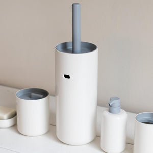 Lunar Toilet Brush- Light Grey
