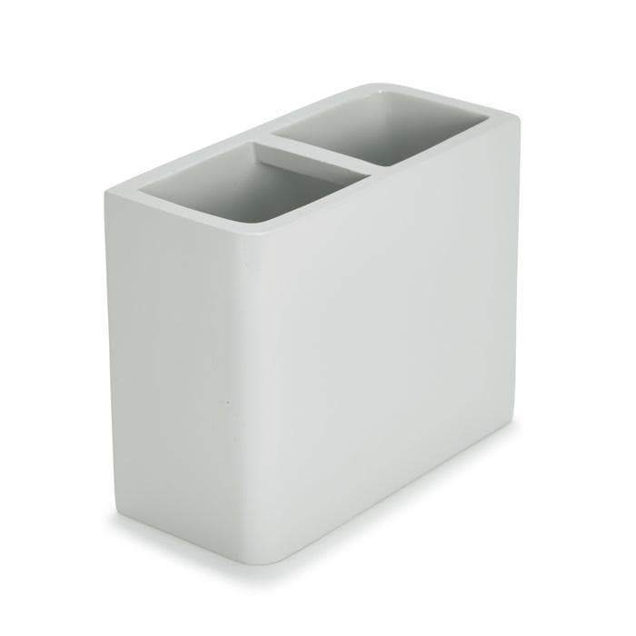Lacca Gray Lacquer Bathroom Accessories