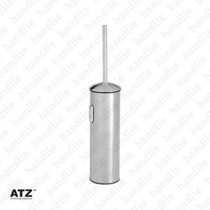 WC.6410 6400 Series - Round toilet brush holder - Stainless Steel