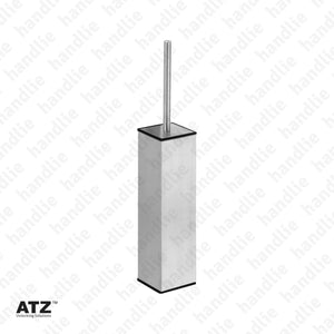 WC.6420 6400 Series - Square toilet brush holder - Stainless Steel